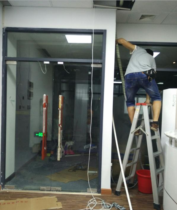 门禁安装工程