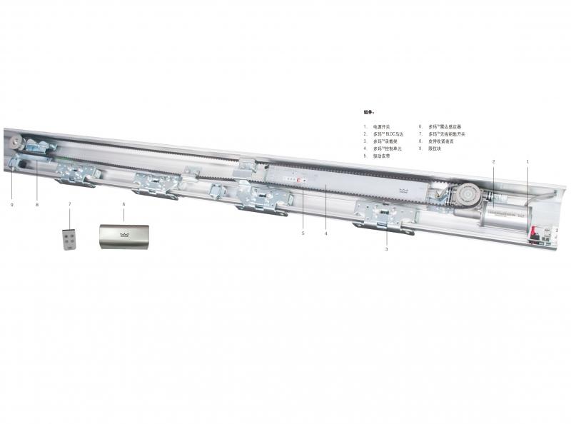 ES68多玛自动门机组