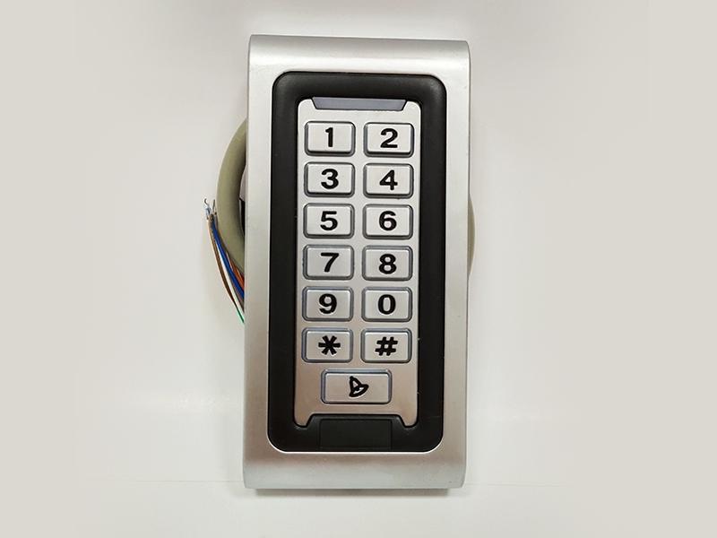 S601按键刷卡密码门禁机