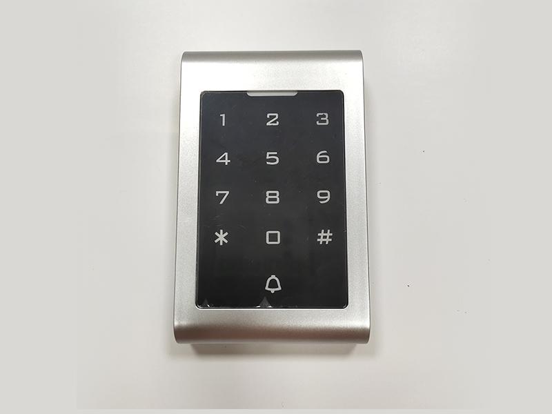 T10塑料触摸刷卡密码门禁机