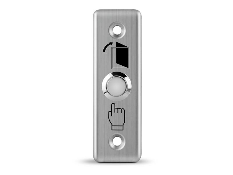 长方形不锈钢出门开关SC10B(不带灯)